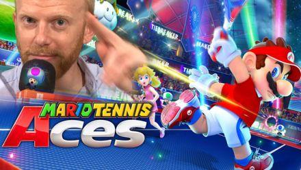 Mario Tennis Aces : nos impressions du mode Aventure
