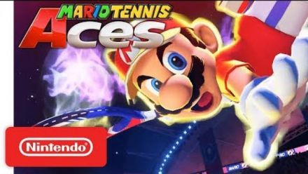 Mario Tennis Aces Nintendo Direct 8 mars 2018