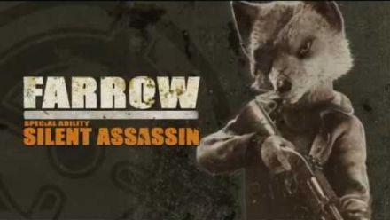Vid�o : Mutant Year Zero Road to Eden : Présentation de Farrow