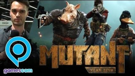Mutant Year Zero : Impressions Gamescom 2018