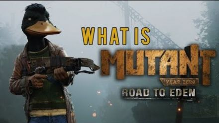 Vidéo : What is Mutant Year Zero Road to Eden trailer