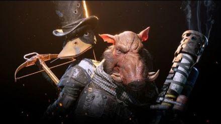 Vid�o : Mutant Year Zero Road to Eden : trailer de lancement