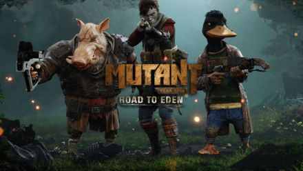 Vidéo : Mutant Year Zero: Road to Eden - 20 minutes de gameplay!