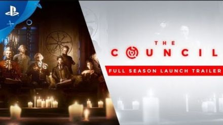 Vid�o : The Council - Full Season Launch Trailer (PS4)
