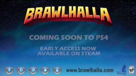 Vidéo : Brawlhalla : Trailer 2017