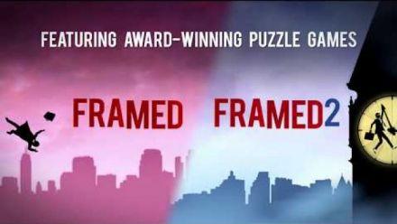 Vidéo : Framed Collection : Trailer d'annonce