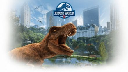 Vid�o : Jurassic World Alive : Teaser