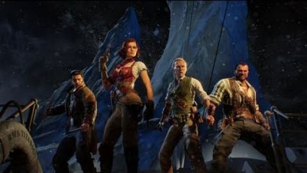 vidéo : Call of Duty Black Ops 4 - Zombies Voyage of Despair