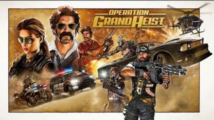 Vidéo : Official Call of Duty : Black Ops 4 - Operation Grand Heist Trailer