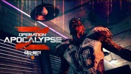Vid�o : Call of Duty Black Ops 4 : Armageddon Z