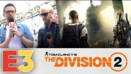 Vidéo : E3 2018 : On a joué à The Division 2, gameplay, infos et impressions en coopération