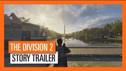 Vidéo : The Division 2 : Story Trailer
