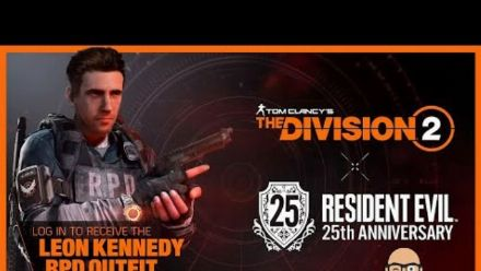 Vid�o : The Division 2 : Bande-annonce contenu Resident Evil