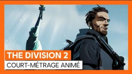 Vid�o : THE DIVISION 2 - Court-métrage animé Warlords of New York [OFFICIEL] VOSTFR