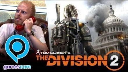 Vidéo : The Division 2 : Impressions Gamescom 2018