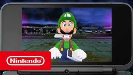 Luigi's Mansion 3DS : Trailer de lancement