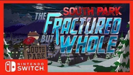 South Park : L'Annale du Destin : Trailer Switch