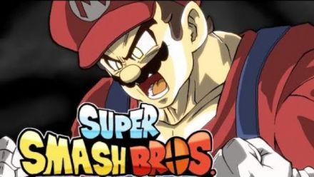 Vidéo : Dragon Ball Super transformé en Super Smash Bros. Ultimate