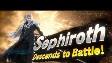 Super Smash Bros. Ultimate : Trailer Sephiroth