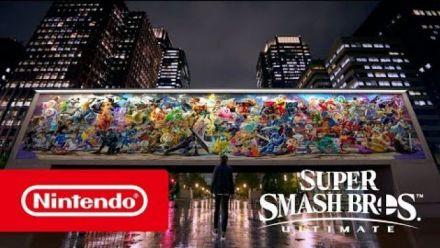 """Super Smash Bros. Ultimate : Bande-annonce """"l'affrontement ultime"""""""