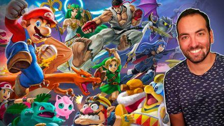 La rédac se la met avec Tiger sur Super Smash Bros. Ultimate