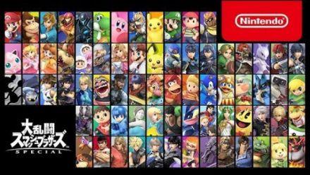 Super Smash Bros. Ultimate : Vidéo overview japonaise