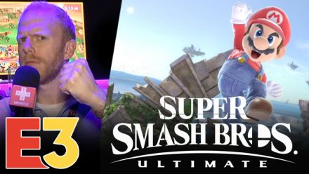 E3 2018 : Nos impressions de Super Smash Bros. Ultimate