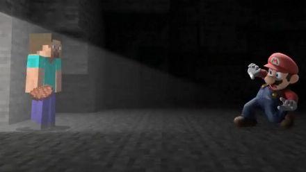 Super Smash Bros. Ultimate : Annonce d'Alex de Minecraft