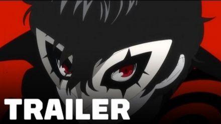 Vidéo : Super Smash Bros Ultimate : Trailer Joker de Persona 5