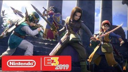 Dragon Quest XI s'invite dans Super Smash Bros