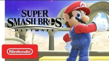 Super Smash Bros. Ultimate : Trailer des personnages