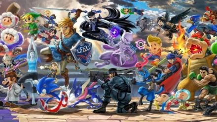 vidéo : Super Smash Bros: Ultimate - Everyone is Here Trailer
