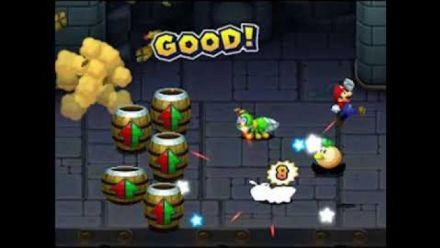 Mario & Luigi : Vidéo de gameplay 4/4