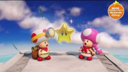 Vidéo : Captain Toad Treasure Tracker Switch et 3DS