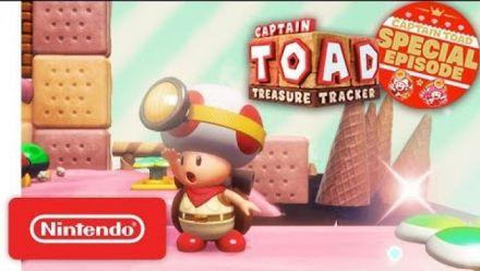 Vid�o : Captain Toad : Treasure Tracker : Trailer du DLC