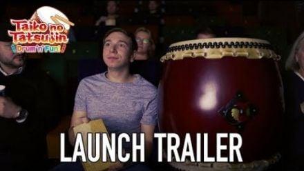 Vidéo : Taiko no Tatsujin : Trailer de lancement