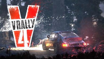 Vidéo : V-Rally 4 annoncé en vidéo