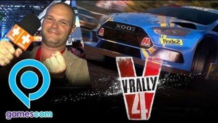 Vidéo : Gamescom : impressions V-Rally 4