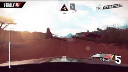 vidéo : V-Rally 4 - gameplay - Kenya