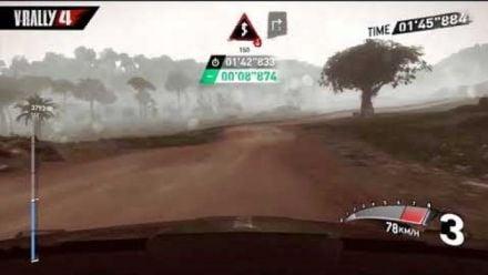 vidéo : V-Rally 4 - gameplay - Malaisie