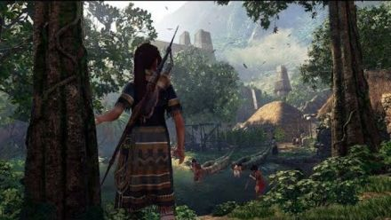 Shadow of the Tomb Raider : Vibrant locations
