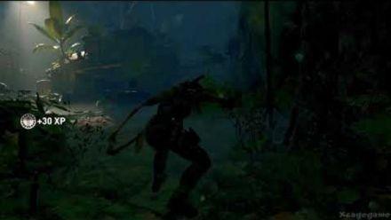 vidéo : Shadow of the Tomb Raider : Gameplay E3 2018