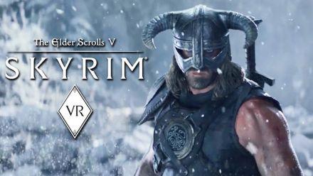 Vidéo : The Elder Scrolls - Skyrim VR (PC) : Trailer