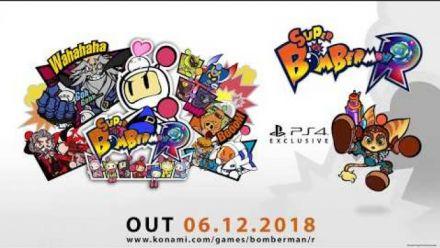 vidéo : Super Bomberman R Ratchet & Clank