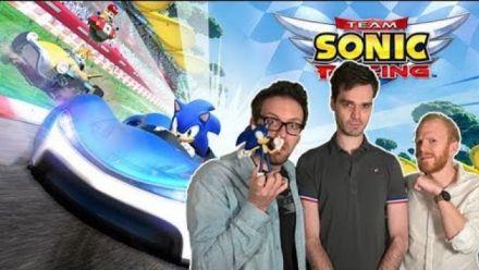 #GameblogLIVE : On dérape sur Team Sonic Racing avec vous ! (Replay)