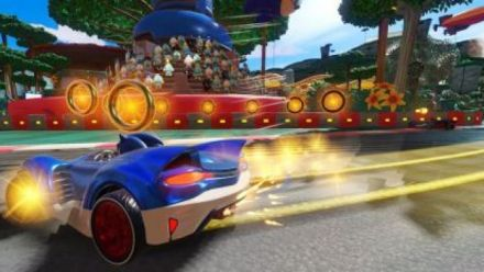 Vidéo : Team Sonic Racing : Impressions avril 2019