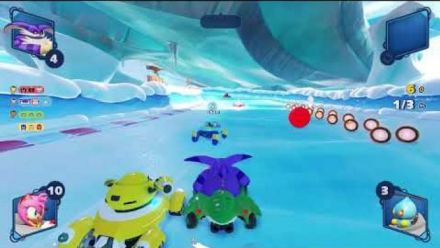 Team Sonic Racing : Le Multijoueur décrypté