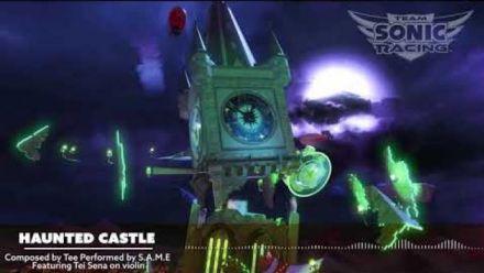 """Team Sonic Racing : Extrait de l'OST """"Haunted Castle"""""""