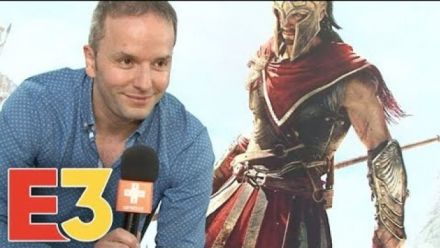 "Interview Assassin's Creed Odyssey : ""On a transformé l'expérience en RPG complet"""
