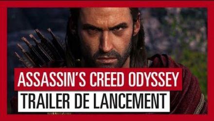 AC Odyssey : Trailer de lancement